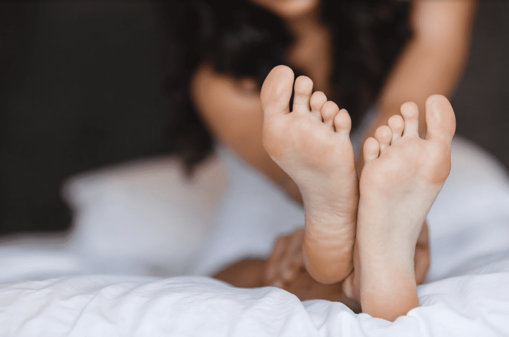 5 reasons for a medical foot massage